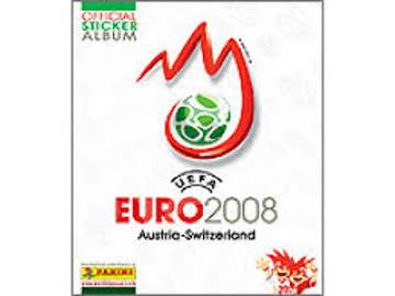 Panini UEFA Euro 2008 Schweiz