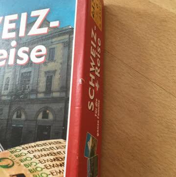 Schweiz Reise