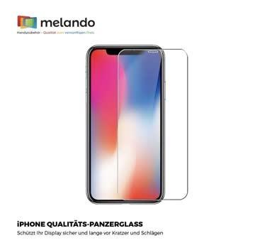 3x Panzerglas für iPhone 8 Plus