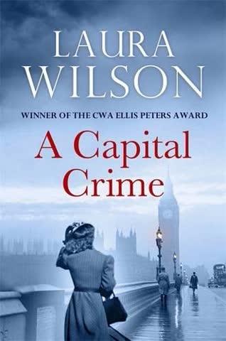 A Capital Crime (DI Stratton)