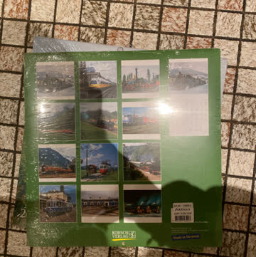 Eisenbahnkalender