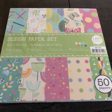 Design Paper Set