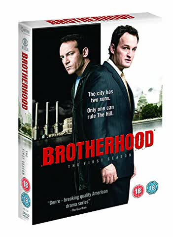 Brotherhood - The first Season [DVD]