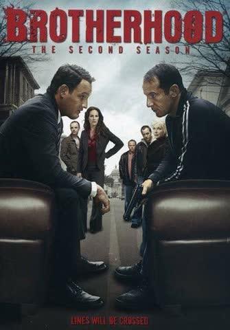 Brotherhood - The second Season (3pc) / (Ws) [DVD] [Region 1] [NTSC] [US Import]