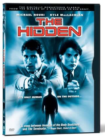 Hidden [DVD] [1988] [Region 1] [US Import] [NTSC]