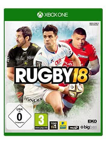 Rugby 18 [German Version]