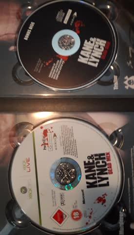 X-Box360,UK-Import:KANE&LYNCH dead Men