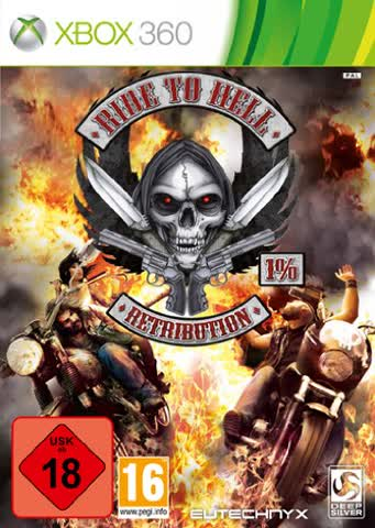 Ride To Hell: Retribution [German Version]