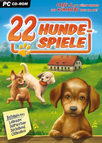 22 Hunde-Spiele