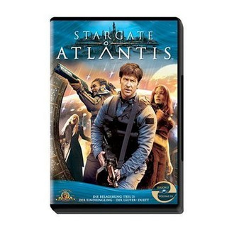 Stargate Atlantis - Season 2, Volume 2.1