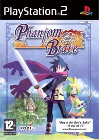 Phantom Brave (PS2)