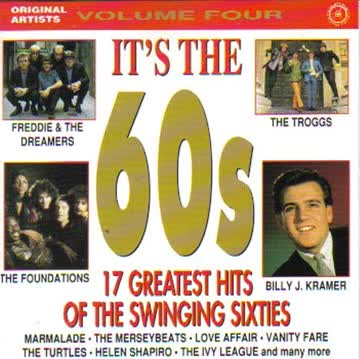 - It's the 60s - 17 greatest hits of the swinging sixties