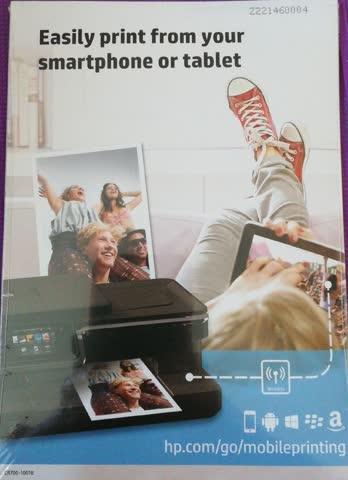 HP photo paper 18x13 cm