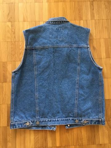Jeans Gilet M