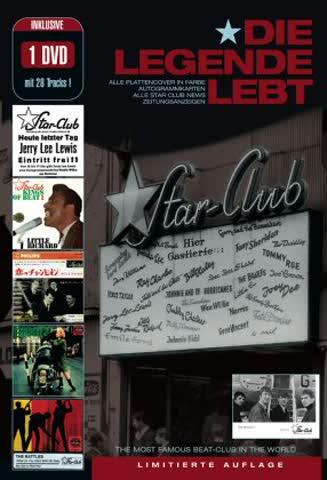 Bildband Star Club: Die Legende lebt