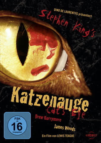 Katzenauge - Stephen King