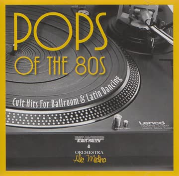 Klaus Tanzorchester & Medina,Alec Orchestra Hallen - Pops of the 80s