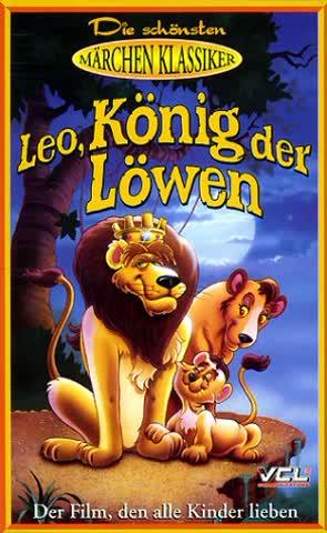 Leo, König der Löwen [VHS]