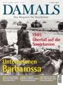 Damals Das Magazin für Geschichte, Unternehmen Barbarossa