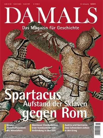 Damals Das Magazin für Geschichte, Spartacus