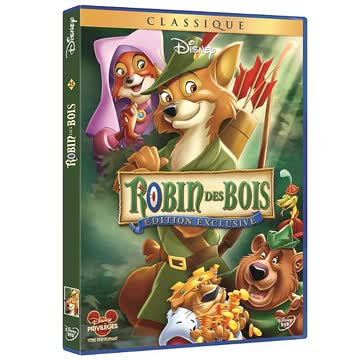 Robin des bois - (Grand Classique - Edition exclusive)