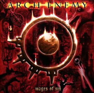 Arch Enemy - Wages of Sin [UK-Import]