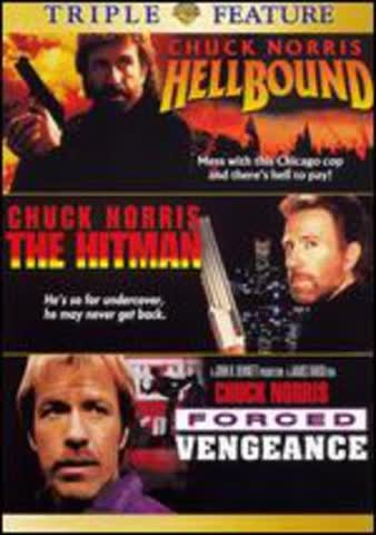 Hellbound / The Hitman / Forced Vengeance