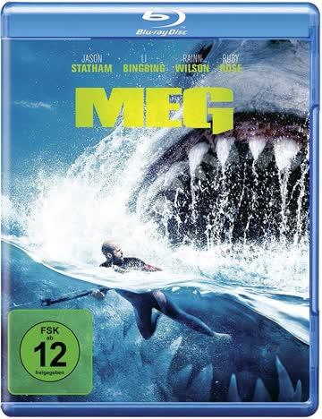 The Meg / Blu-ray / Deutsch und weitere Sprachen