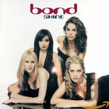 Bond - Bond - Shine/Gipsy Rhapsody/Bond On Bond-J