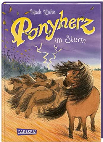 Ponyherz, Band 14 - Ponyherz im Sturm