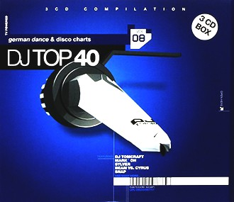 Various (Cd2+Bonuscd) - DJ Top 40 Vol.8