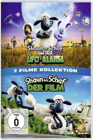 Shaun das Schaf - Der Film / Shaun das Schaf - Der Film - Ufo-Alarm