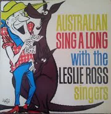 Australian Sing Along with The Leslie Ross Singers