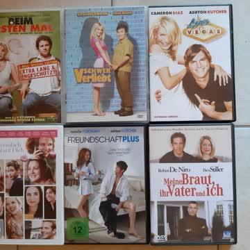 DVD-Romantik-Paket