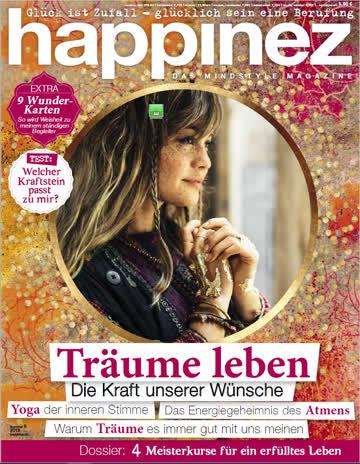 happinez 8/2019 - Träume leben