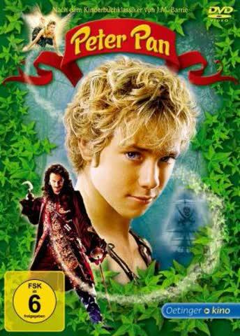 Peter Pan - (Book Edition)