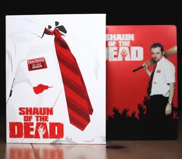 Shaun Of The Dead - Limited Edition Fullslip Steelbook