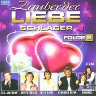 Various - Zauber der Liebe-Schlager 2