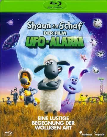 """Shaun das Schaf - Der Film """"Ufo Alarm"""""""