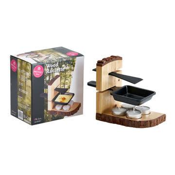 Wood Raclette
