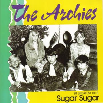 The Archies - Sugar Sugar - 20 Greatest Hits