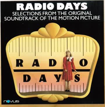 Glenn Miller - Radio Days - Soundtrack zu einem Film von Woody Allen
