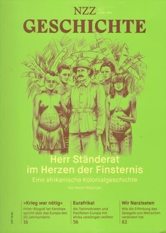 NZZ Geschichte, Band 5: Herr Ständerat im Herzen der Finster