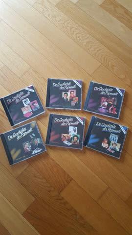 30 CD Popgeschichte