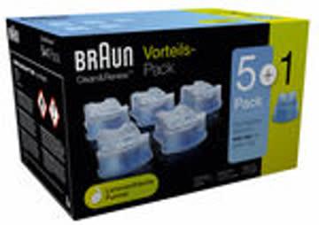 Braun Series 9-9290cc Necessaire, Rasierer, Reinigungsmittel