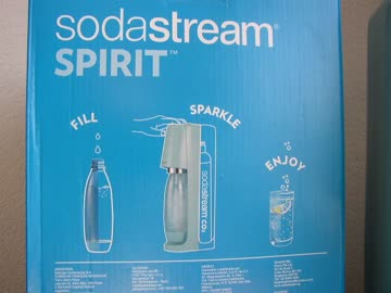 Soda Stream Set - komplett.