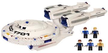 USS Raumschiff Enterprise Sammlerstück