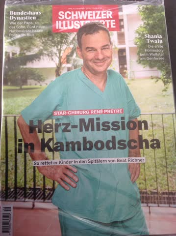 Schweizer Illustrierte Nr. 49 vom 6. Dezember 2019