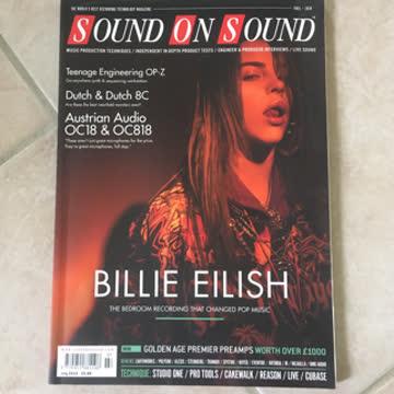 Sound on Sound Magazin 07-2019