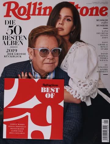 Rolling Stone Magazin Ausgabe 303 Januar 2020